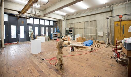 木彫実習室