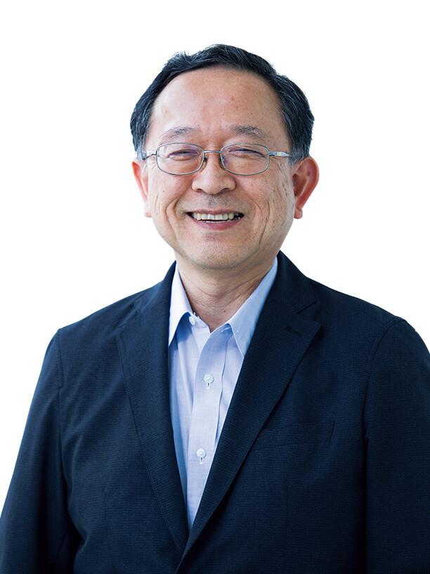 萩田学科長