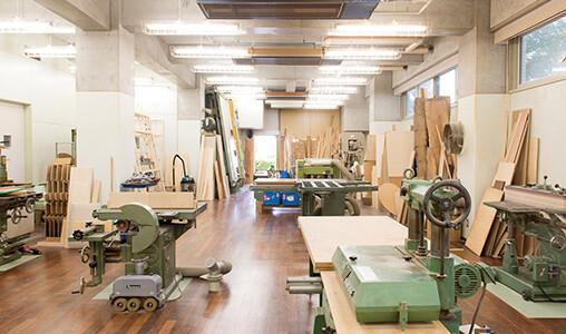 木工機械室