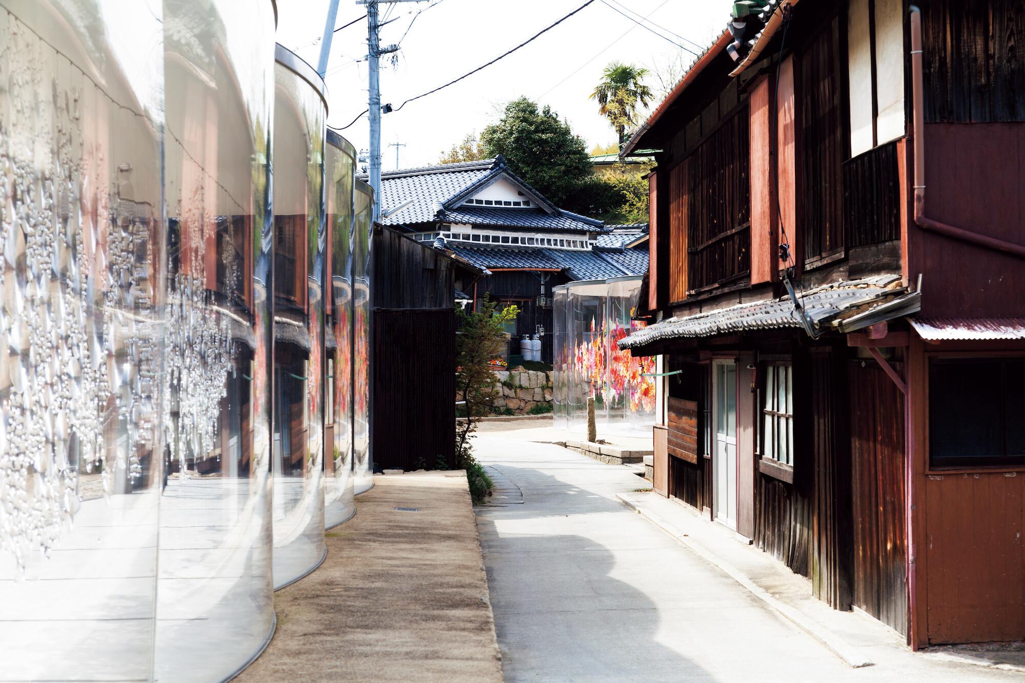 『犬島「家プロジェクト」S邸、A邸』(岡山市)