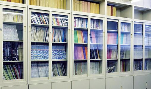 建築図書室
