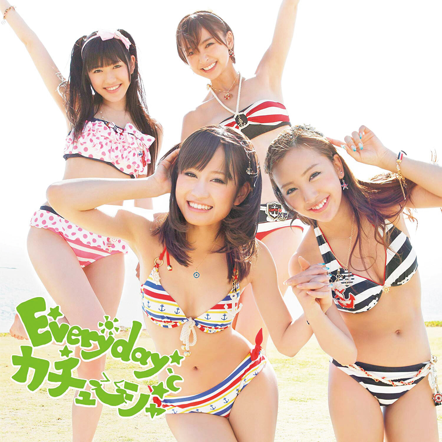 AKB48 『Everydayカチューシャ』 ©You,Be Cool!/KING RECORDS