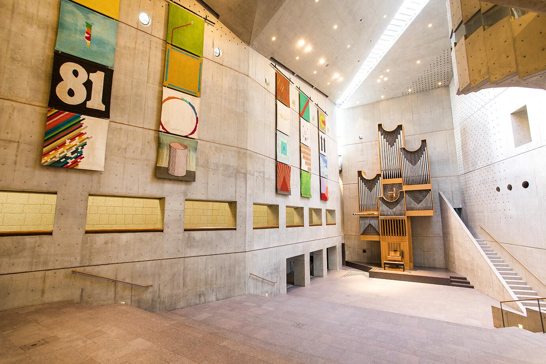 芸術センター アートホール
